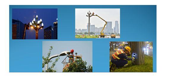 论LED路灯系统在智慧城市中的价值自贡